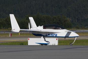 LN-HPB - Private Rutan Long-Ez
