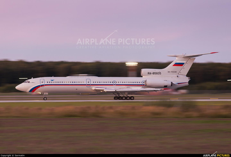 Russia - Air Force RA-85605 aircraft at Kazan