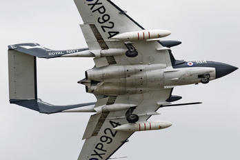 "XP924 - Royal Navy ""Historic Flight"" de Havilland DH.110 Sea Vixen FAW.2"