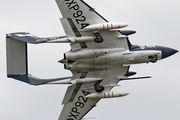 """XP924 - Royal Navy """"Historic Flight"""" de Havilland DH.110 Sea Vixen FAW.2 aircraft"""