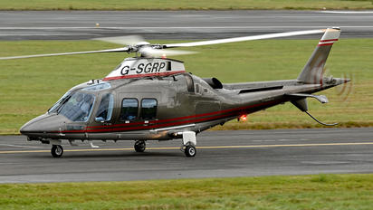 G-SGRP - Private Agusta / Agusta-Bell A 109S Grand