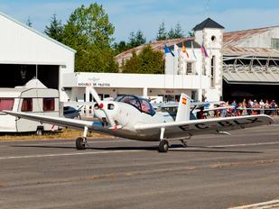 EC-BLX - Real Aero Club de España AISA  I-11B