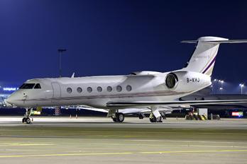 B-KHJ - Hong Kong Jet Gulfstream Aerospace G-V, G-V-SP, G500, G550