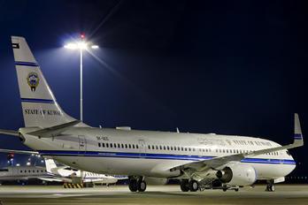 9K-GCC - Kuwait - Government Boeing 737-900 BBJ3