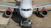 D-ABZA - Air Berlin Airbus A320 aircraft
