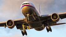 9M-MRQ - Malaysia Airlines Boeing 777-200ER aircraft