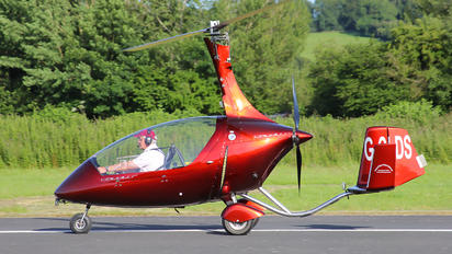G-CLDS - Private Rotorsport Calidus