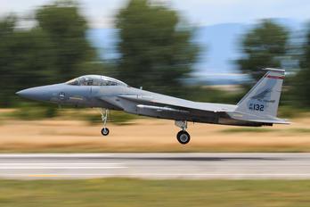 85-0132 - USA - Air National Guard McDonnell Douglas F-15D Eagle