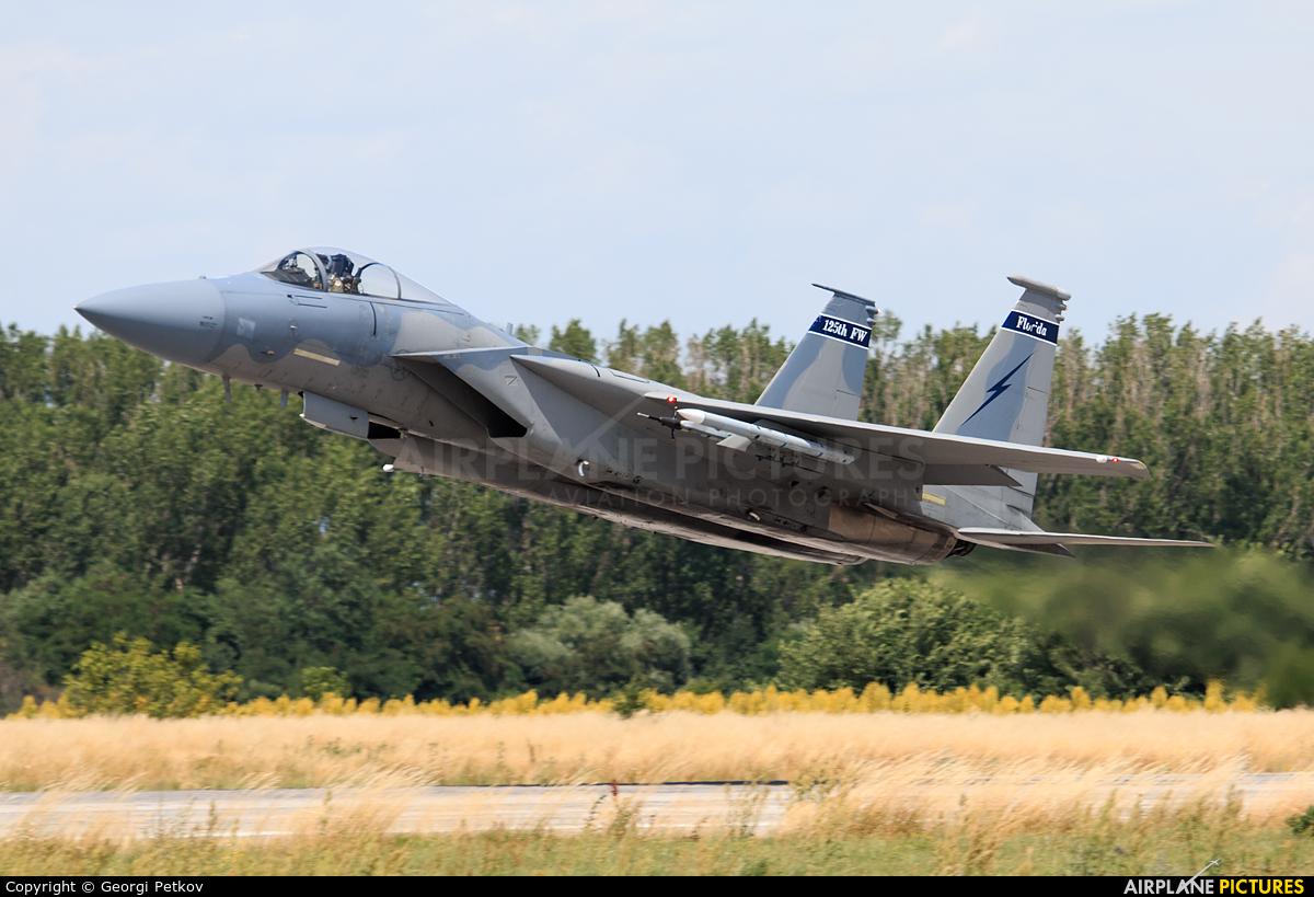 USA - Air National Guard 86-0161 aircraft at Graf Ignatievo
