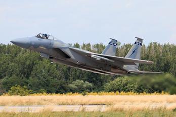 86-0161 - USA - Air National Guard McDonnell Douglas F-15C Eagle