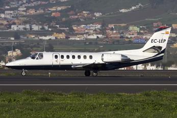 EC-LEP - Private Cessna 560 Citation V