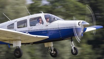 G-BOKX - Private Piper PA-28 Warrior