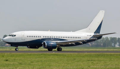 9H-OME - Private Boeing 737-500
