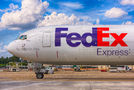 FedEx Federal Express Boeing 767-300F N113FE at Memphis Int airport