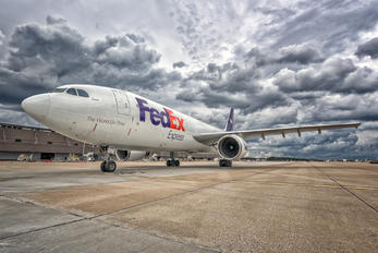N656FE - FedEx Federal Express Airbus A300F4-605R