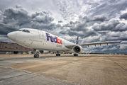 N656FE - FedEx Federal Express Airbus A300F4-605R aircraft