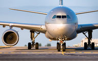 A7-AGD - Qatar Airways Airbus A340-600 aircraft