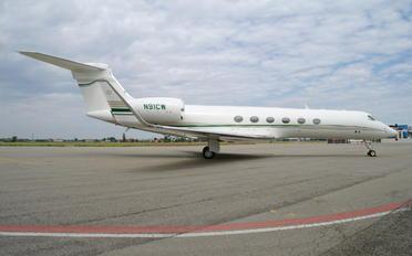 N91CW - Private Gulfstream Aerospace G-V, G-V-SP, G500, G550