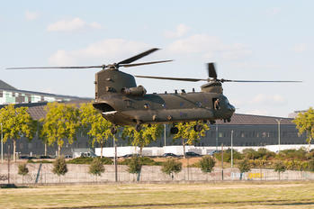 ZA713 - Royal Air Force Boeing Chinook HC.4