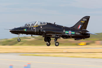 XX324 - Royal Air Force British Aerospace Hawk T.1/ 1A