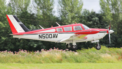 N500AV - Private Piper PA-24 Comanche