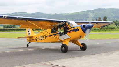 G-USKY - Private Aviat A-1 Husky
