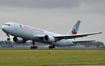 C-FCAG - Air Canada Boeing 767-300ER
