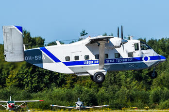 OH-SBA - Private Short SC.7 Skyvan