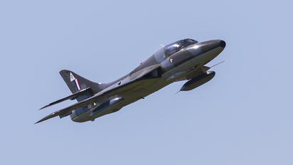 G-BXFI - Private Hawker Hunter T.7