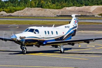 HB-FOZ - Swiss Flight Services Pilatus PC-12