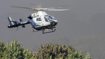 G-KAAT - Police Aviation Services MD Helicopters MD-902 Explorer