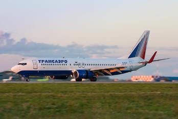 EI-RUH - Transaero Airlines Boeing 737-800