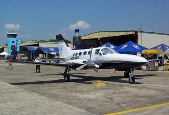 HR-AWL - Unknown Cessna 414