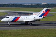 OM-BYL - Slovakia - Government Yakovlev Yak-40 aircraft
