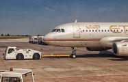 A6-EIE - Etihad Airways Airbus A319 aircraft