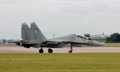 SB065 - India - Air Force Sukhoi Su-30MKI