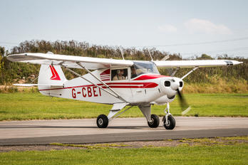 G-CBEI - Private Piper PA-22 Colt