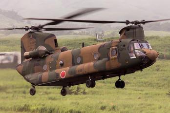 52915 - Japan - Ground Self Defense Force Kawasaki CH-47J Chinook