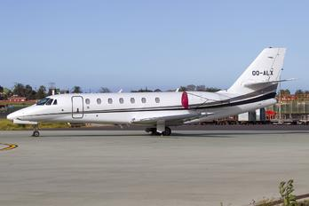 OO-ALX - Flying Group Cessna 680 Sovereign