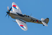 PH-OUQ - Private Supermarine Spitfire LF.IXb aircraft