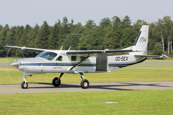 OO-SEX - Private Cessna 208 Caravan