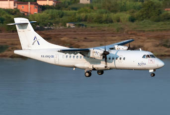 SX-DIQ - Astra Airlines ATR 42 (all models)