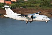 SX-DIQ - Astra Airlines ATR 42 (all models) aircraft