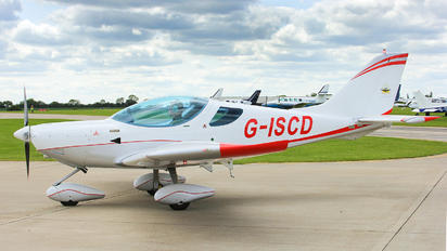 G-ISCD - Private CZAW / Czech Sport Aircraft SportCruiser