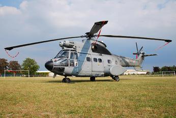2057 - France - Air Force Aerospatiale AS332 Super Puma