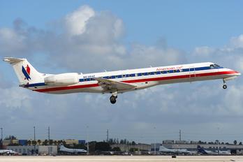 N638AE - American Eagle Embraer EMB-145