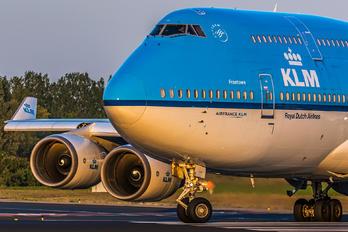 PH-BFF - KLM Boeing 747-400