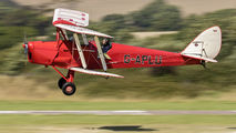 G-APLU - Private de Havilland DH. 82 Tiger Moth aircraft