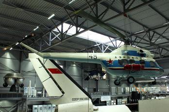45 - Aeroflot Mil Mi-2