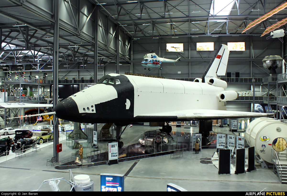 Russian Space Agency CCCP-3501002 aircraft at Speyer, Technikmuseum
